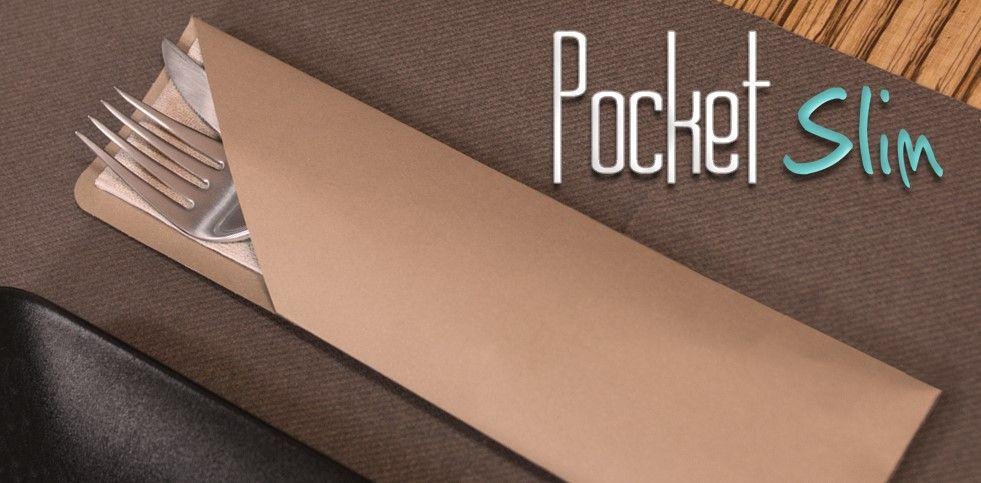 Pochette A Couverts Serviette Emballage Du Lion