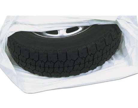 Housse personnalisée pour pneu